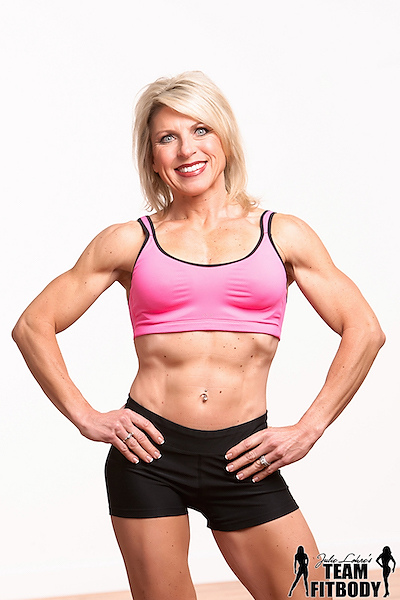Fitness PhotoShoot Jill Woolwine