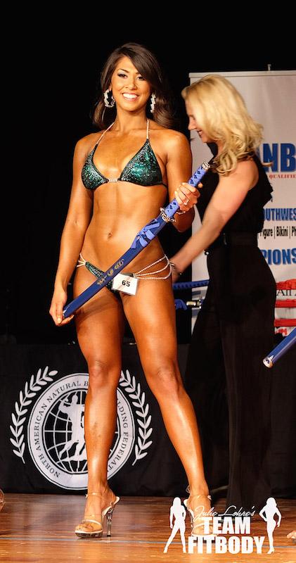 NANBF Bikini Elisa Cooper