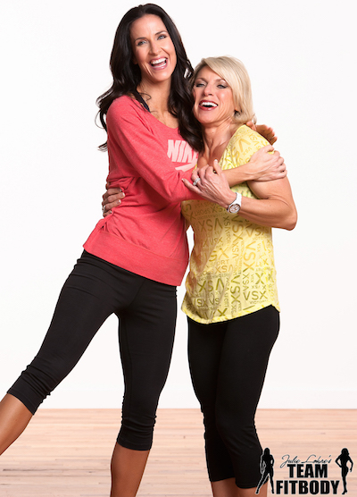 Deena and Jill FITBODY Team