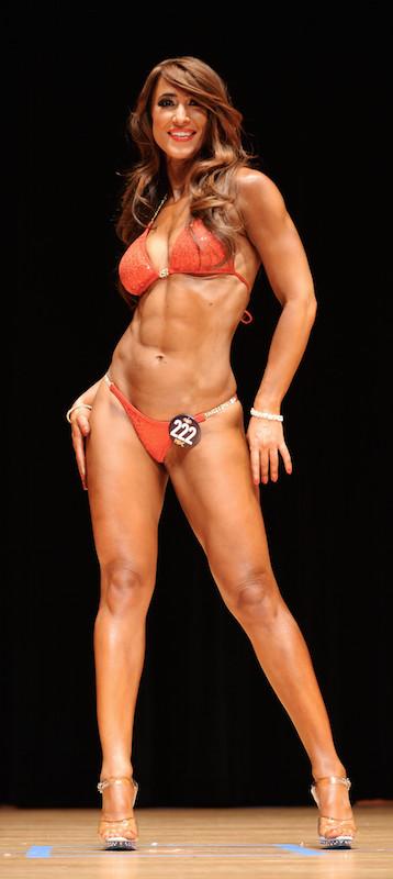 Angy Bahra Bikini Competitor