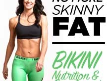 No More Skinny Fat Part 1 – Bikini Diet and Supplement Plan