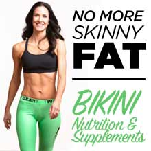 Bikini Nutrition & Supplement Plan