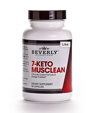 7 Keto Musclean Beverly International