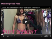 How to Take Measurements for a Competition Suit