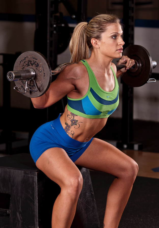 womans-weight-training