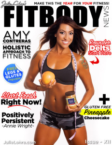 Online Fitness Magazine for Women