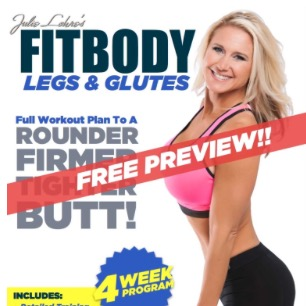 Legs & Glutes Free Preview