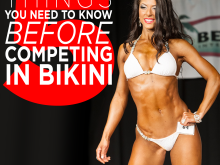 Bikini Competition Must Know Secrets