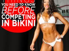 Bikini Competition Must Know Secrets