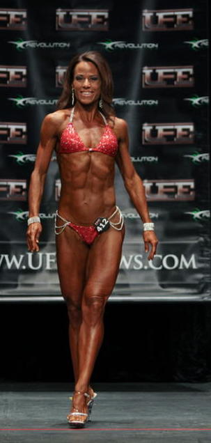 UFE Fitness Pro Stacey Beers