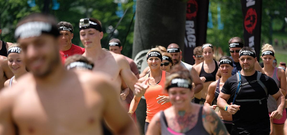 Julie Lohre Spartan Race