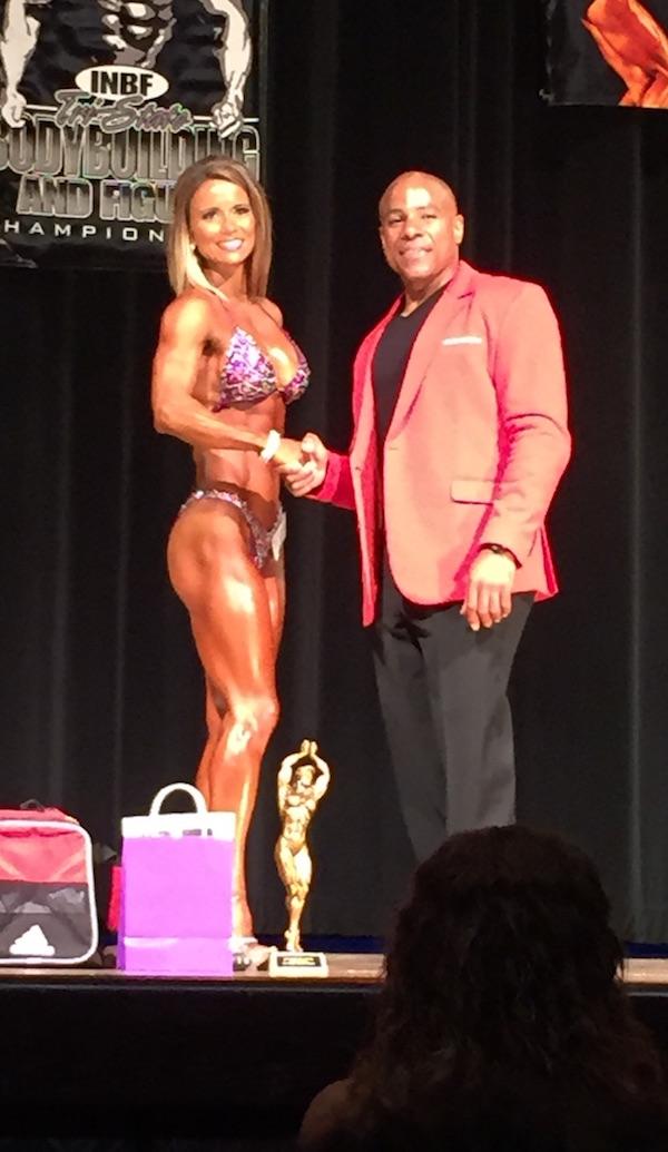WNBF Ms FITBODY Pro Alexis Fourman