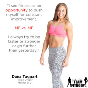 Dana Taggart My Fitness Why
