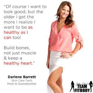 Darlene Barrett My Fitness Why