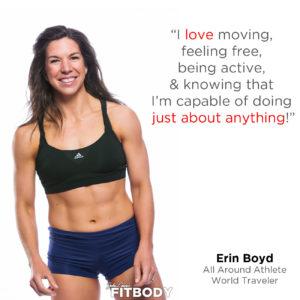 Erin Boyd My Fitness Why