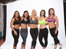 Free Fitness Photoshoot
