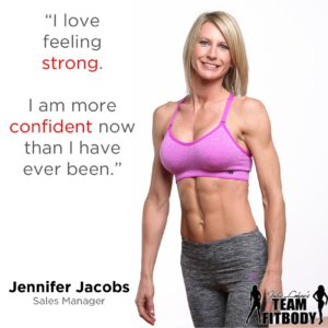 Jennifer Jacobs My Fitness Why