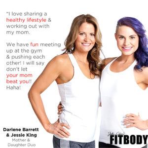 Jessie King My Fitness Why