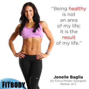 Jonelle Baglia My Fitness Why