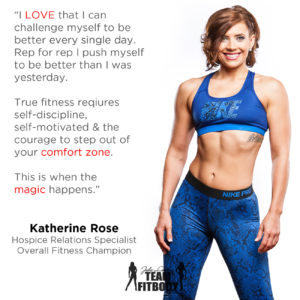 Katherine Rose My Fitness Why