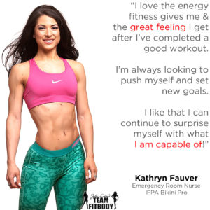Kathryn Fauver My Fitness Why