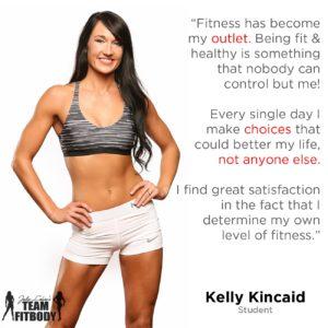 Kelly Kincaid My Fitness Why