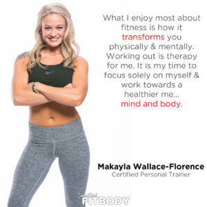 Makayla Florence My Fitness Why