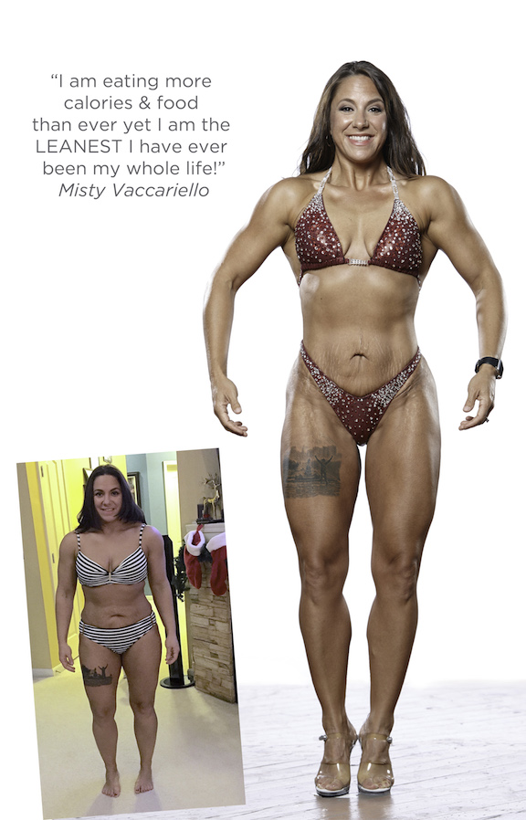 Fitbody experience Online Training Before and After