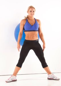 Julie Lohre Workout