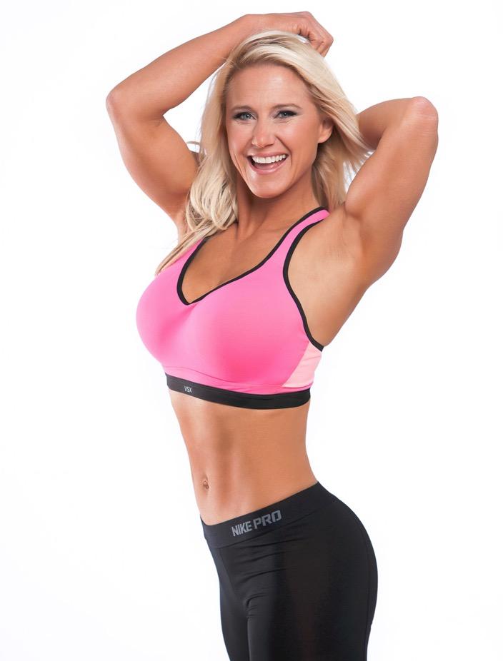 Julie Lohre Online Fitness Trainer
