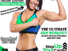 Cover Model Confidential – Nicole Szynksi