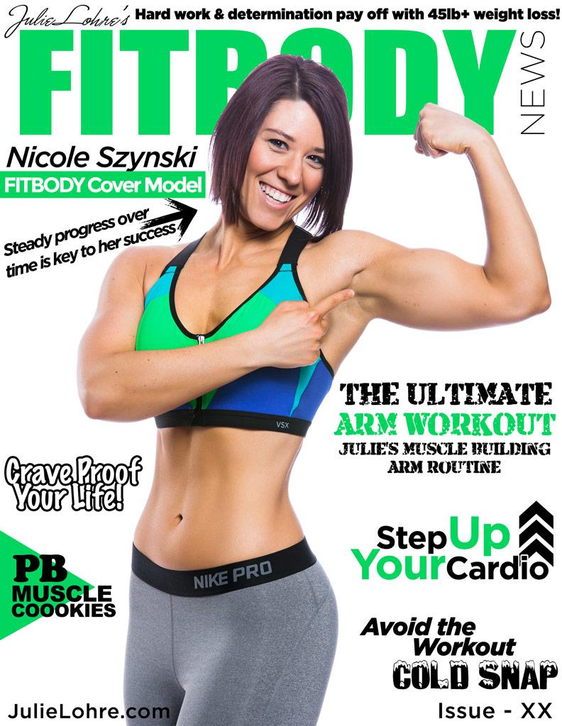 FITBODY News Magazine - Julie Lohre - Nicole Szynski