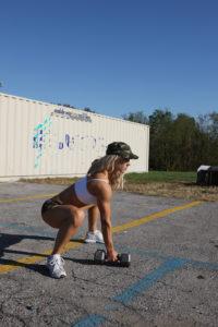 Julie Lohre Workout