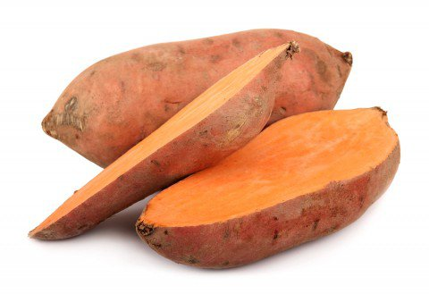 Best Foods for Building Muscle sweet potato