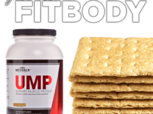 Beverly International Graham Cracker Ultimate Muscle Protein