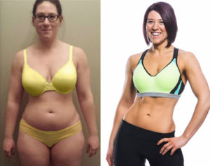Online Training Before & After