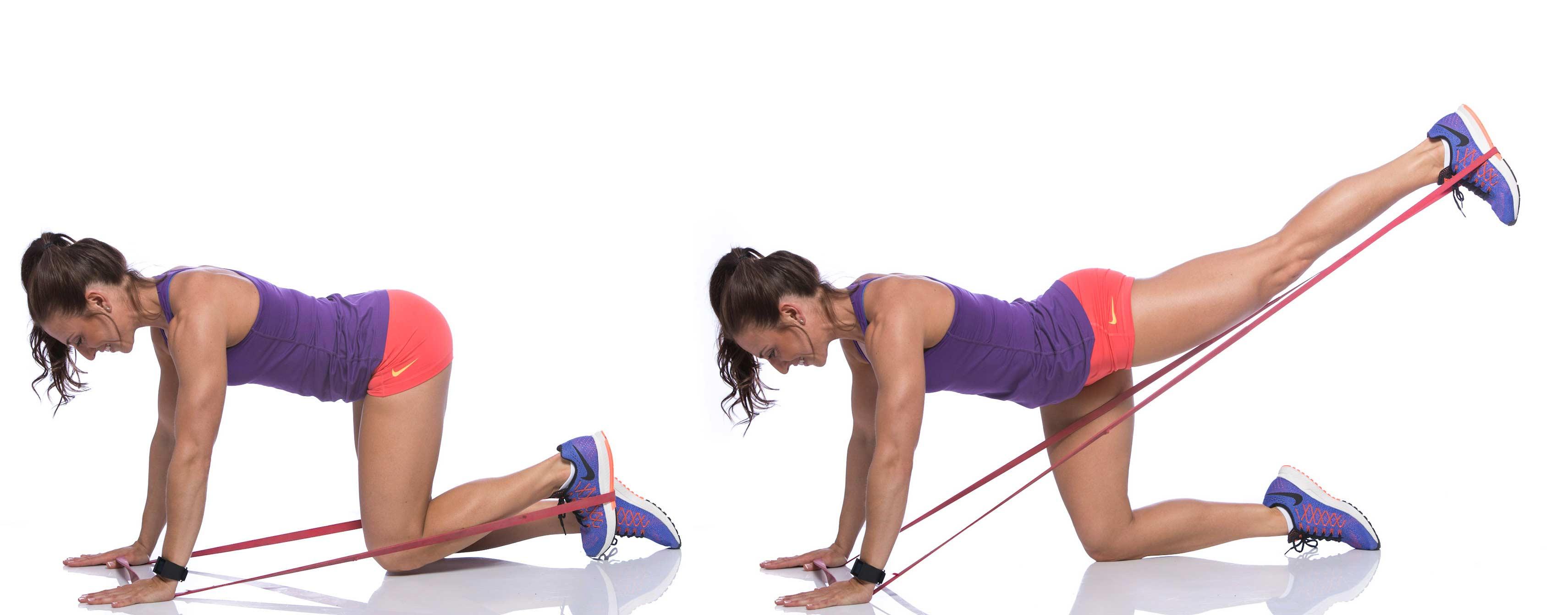 Butt workouts for women