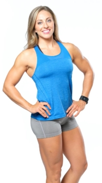 FITBODY Cover Model Dana Taggart