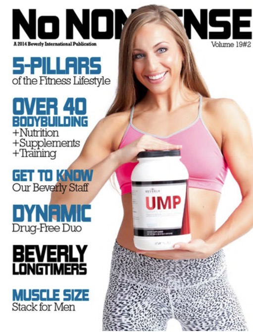 Beverly International No Nonsense Magazine