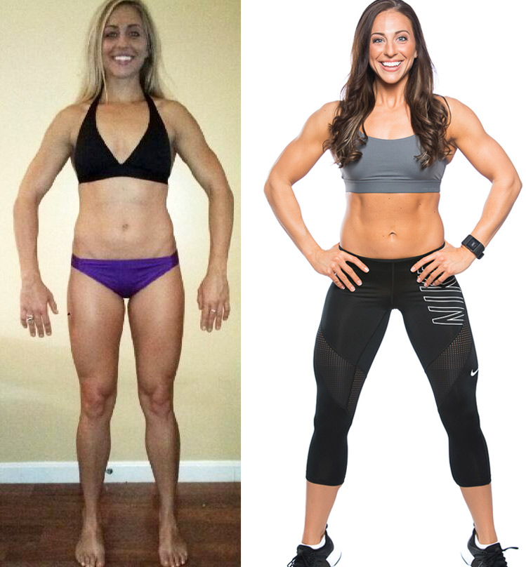 Online Personal Trainer Transformation